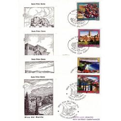 FDC Italia 1981 Rodia Unif 1562/658 Propaganda Turistica A/S