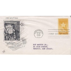 FDC USA US0969 - A416 - 21/09/1948 3c Gold Star Mothers, DC
