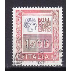 Italia 1979 Unif. 1438 Alto Valore 1500 usato