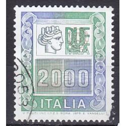 Italia 1979 Unif. 1439 Alto Valore 2000 usato