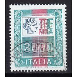Italia 1979 Unif. 1440 Alto Valore 3000 usato