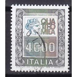 Italia 1979 Unif. 1441 Alto Valore 4000 usato