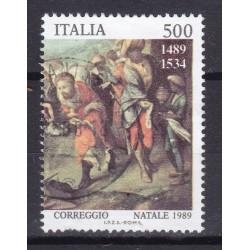 Italia 1989 Unif. 1903 Natale usato