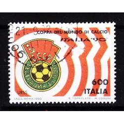 Italia 1990 Unif. 1915 Mondiali di Calcio 90 - Russia CCCP usato
