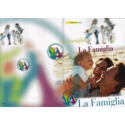 Folder Italia 2003 - La Famiglia  val. fac. € 9.00
