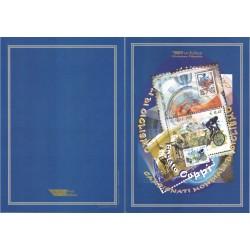 Folder Italia 1999 - Campionati mondiali di ciclismo  val. fac. € 10.33