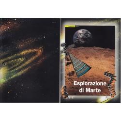 Folder Italia 2005 Esplorazione di Marte val. fac. € 15,00