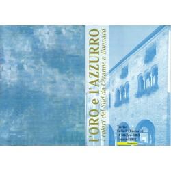 Italia Folder 2003 - L'oro e L'azzurro - Casa dei Carraresi, val. fac. - € 5.00