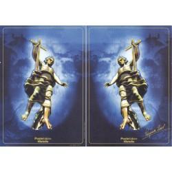 Italia Folder 2001 Santa Pasqua 2001 - nuovo completo, val. fac. € 5.16