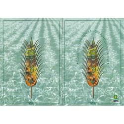 IT Repubblica 2001 Folder 24/04/2001 - Conferenza Generale dell'Agricoltura Italiana - nuovo completo, val. fac. - € 5.16