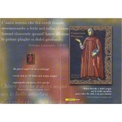 Folder Italia 2004 Francesco Petrarca val. fac. € 7,00