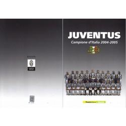 Folder Italia 2005 Juventus Campione d'Italia val. fac. €13,00