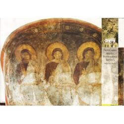 Folder Italia 2003 Santuario della Santissima Trinità - val. facciale € 6.00