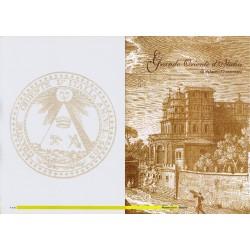 Folder Italia 2003 Grande Oriente d'Italia - valore facciale € 5.00