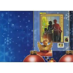 Folder Italia 2005 Natale val. fac. €12,00