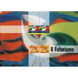 Folder Italia 2003 Il Futurismo val. fac. € 11,00