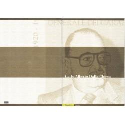 Folder Italia 2002 Carlo Alberto dalla Chiesa val. fac. € 6,00