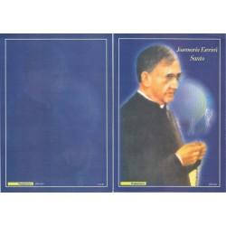 Folder Italia 2002 Canonizzazione di Josemaria Escriva val. fac. € 6,00