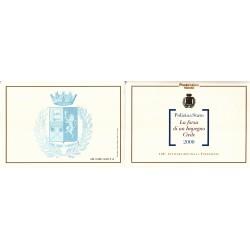 Folder Italia 2000 Polizia di Stato val. fac. € 5,16