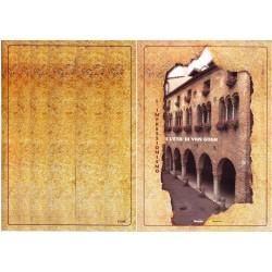 Folder Italia 2002 L'Età di Van Gogh, val. facciale € 5.00