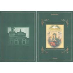 Folder Italia 2000 Santuario Madonna del divino amore val. fac. € 5,16