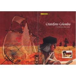 Folder Italia 2006 Cristoforo Colombo val. fac. € 9,00