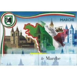 Folder Italia 2007 Regioni D'italia Le Marche val. fac. € 9,00