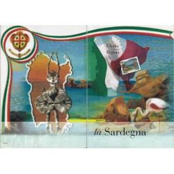 Folder Italia 2007 Regioni D'italia Sardegna val. fac. € 9,00