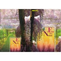 Folder Italia 2007 Festa dei Nonni val. fac. € 14,00