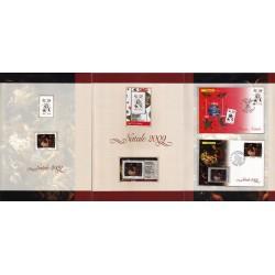 Folder Italia 2009 Natale val. fac. € 20,00