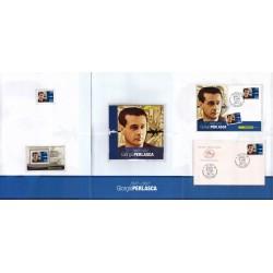 Folder Italia 2010 Giorgio Perlasca val. fac. € 15,00