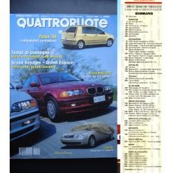 Quattroruote 512 06/1998 Mercedes A160-Ford Puma-Opel Tigra-Fiat e Hyundai Coupè