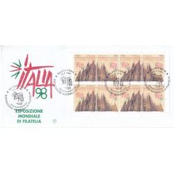 FDC ITALIA 1996 Filagrano Unif. 2240 Esposizione Mondiale Di Filatelia Milano A/S
