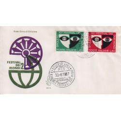 FDC Italia Venetia 1967 252-it Spoleto annullo speciale