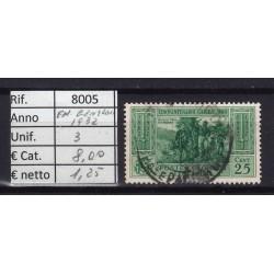 Italia Colonie - Emissioni Generali 1932 Garibaldi 25C