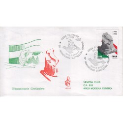 FDC ITALIA 1998 Venetia Unif. 2361 Cinquantenario della Costituzione Italiana