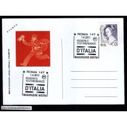FDC ITALIA Marcofilia Annullo speciale n° 347 01/04/2011 Roma 147