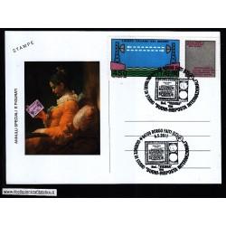 FDC ITALIA Marcofilia Annullo speciale n° 639 06/05/2011 04100 BORGO FAITI (LT)