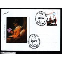 FDC ITALIA Marcofilia Annullo speciale n° 834 25/05/2011 SASSARI CENTRO