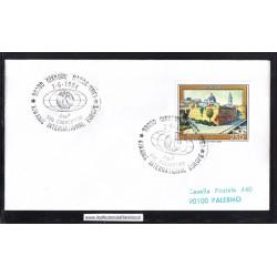 Annullo Speciale 02/06/1984 98030 GIARDINI NAXOS (ME) - XVII CONVENTION KIWANIS INTERATIONAL EUROPE