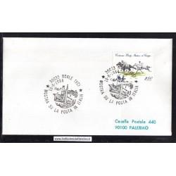 Annullo Speciale 10/06/1984 30033 NOELE (VE) - MOSTRA SU LA POSTA IN ITALIA
